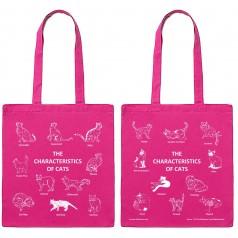Cat Characteristics Tote Bag