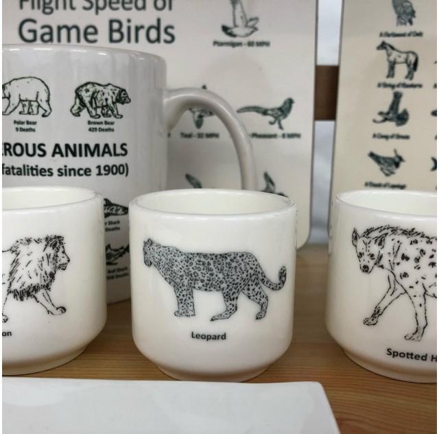 Mugs + Egg Cups