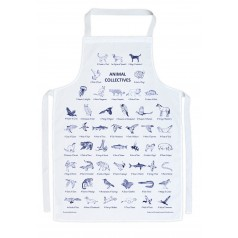 Animal Collectives Apron