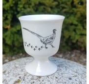 Animal Tracks Egg Cup (Pheasant)