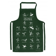 Flight Speed of Game Birds Apron