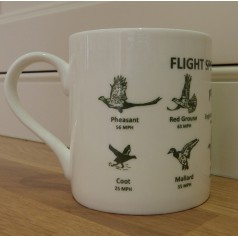 Flight Speed of Gamebirds Mug