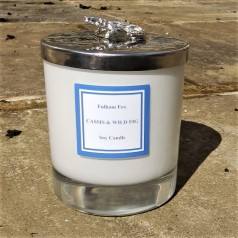 Wild Fig + Cassis Candle