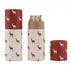 Small Pencil Pot - Stag